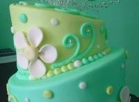 Cakes, Topsy Turvy  / by Susanne Troke