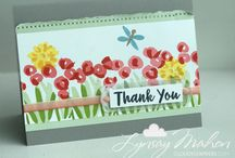 Stampin Up - Abstract Expressions