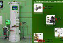 Filter Air Sederhana / Filter Air Dan Penjernih Air Untuk Mengatasi Masalah Air Kotor Kunjungi website kami,http://www.toyawater.com