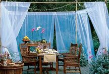 ideas for outside house