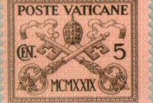 Vaticano Stamps