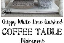 Kávézóasztalok