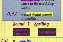 Pronunciation Tips from My English Blackboard.