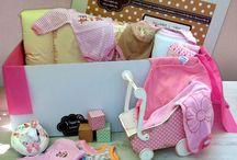 Kezdőcsomagok - Baby boxes / Babakelengye
