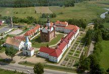 Monaster   w Supraślu-prawosławni