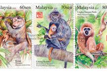Malaysia 2016 Stamps / Malaysian Post 2016 Stamp Issues