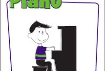 piano / by D.L. Walp