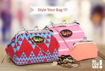Style Your Bag / # BeForBag #Bags #FashionAccessories #Hangbags #Totes #Backpacks #Pouches #Slings #BowlingBags  #Duffles #IpadSleeve #LaptopBags Visit us @ www.beforbag.co.in
