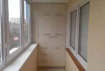 шкаф на лоджио