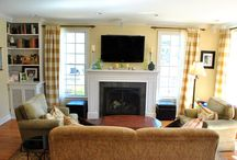 Living Rooms / by Amy Vail