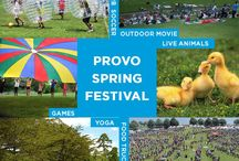 Provo Spring Events