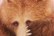 Bear Art / by Laura Gonzalez