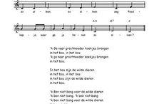 Kinderliedjes gitaar / Roodkapje