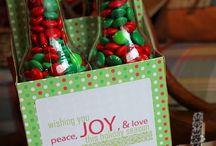 Holiday Ideas... / by Brittney Stricker