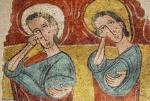 Pictură romanică