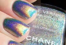 Nails - Holographic