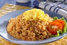 nasi goreng lezat
