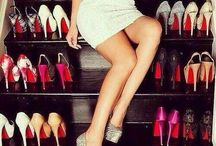#Fashion...#Shoes #Sneakers #Boots #Clothing #Bags / All about clothes, shoes, sneakers, boots, bags / by Haydee (I Follow Back)