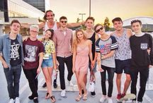 Youtubers xx / If you dont know who these amazing people are, than you have not experienced life xx