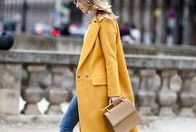 Style | Mustard Yellow