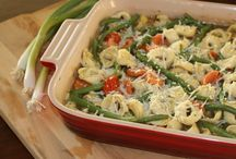 1 Pasta dishes / by Vicki Frederick