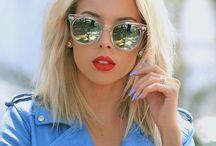 Sunglasses for me / The sunglasses I want