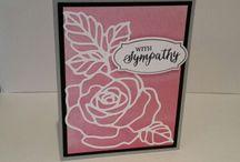 Card - rose wonder