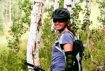 Women Mountain Biking / All the things I love about mountain biking and some visual inspiration to get outside!