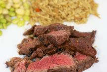 Cows & Pigs! / Beef and pork recipes  / by Michelle Single