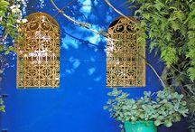 jardins árabes