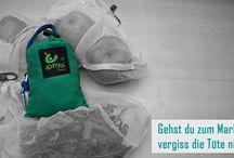 Plastikfrei & Zero Waste / Müll vermeiden