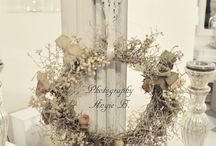 Shabby chic&french cautry