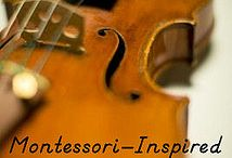 Montessori Music / by Montessori School of Huntsville