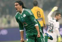 Sebastian Leto / 30-8-1986 Argentine football player Panathinaikos 2009-2012