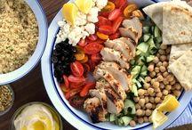 RECIPES - Spring Dinner Ideas