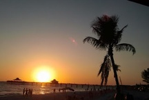 Fort Myers Beach / I love Fort Myers Beach and spend time there regularly, not only as a local realtor but as a resident of S. Fort Myers. Can't get enough of the beach!