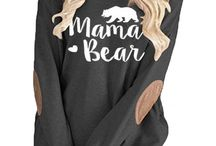 Moma bear jumper mothers day