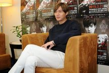 Lee Min Ho LIVE in Hong Kong Press Conference - 21.03.2015