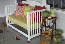 Upcycled cots