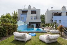 Pool Villa in Paliouri, Halkidiki / Luxurious pool villa in Paliouri for spending your unforgettable vacations in Kassandra, the first peninsula of Halkidiki.