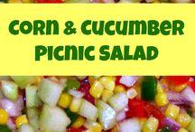 Christmas Salad idea