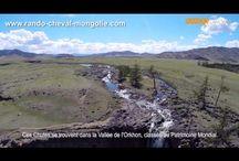 La Mongolie Vue du Ciel / Photos et vidéos tournées avec notre drone en Mongolie - http://www.absolu-voyages.com/mongolie.htm