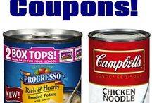 Couponing / by Whitney McCorkle