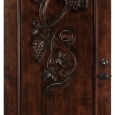 Custom Wine Cellar Doors / Shown here are the different designs of wine cellar doors. Click here to visit our website - http://www.winecellarspec.com/doors/#
