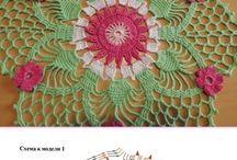 Doilies & Crochet.lace