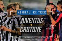 Prediksi Juventus vs Crotone 27 November 2017