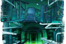 PAINEL CENARIO / Painel Semântico sobre os cenário do projeto Fabrik