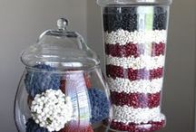 Independence Day Crafts / by Alecia Wriglesworth