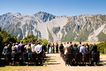Aoraki Mt Cook Weddings