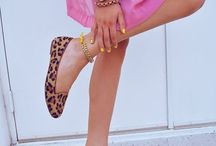 Leopard flat shoes / Flat shoes